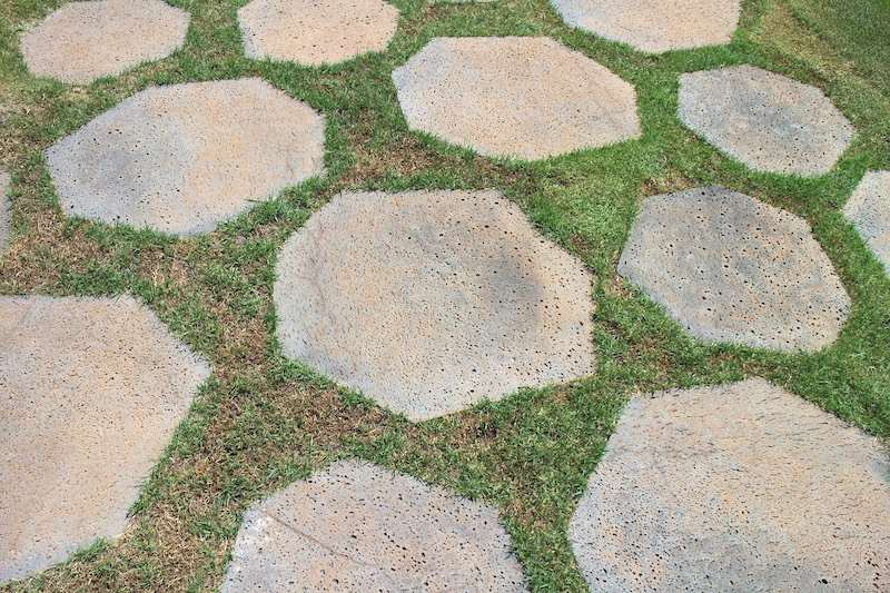 Paths And Landscaping Areas Pono Stone Glass Tiles