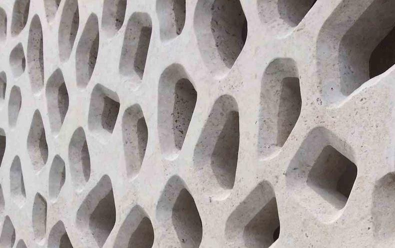 Coral Natural Stone Pono Stone Glass Tiles Natural