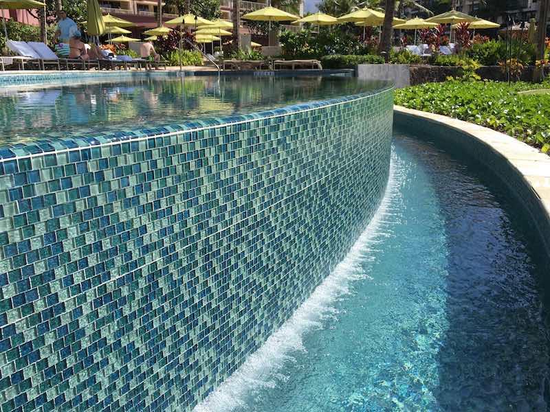 Hyatt Maui 3 - Pono Stone | Glass Tiles | Natural Stone